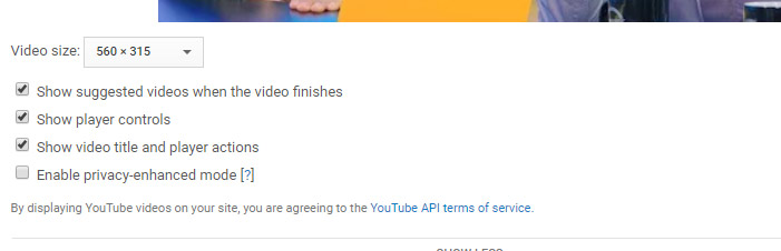 Add a YouTube Video to Your Web Site