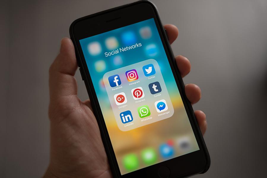 Popular Social Media Sites in 2018