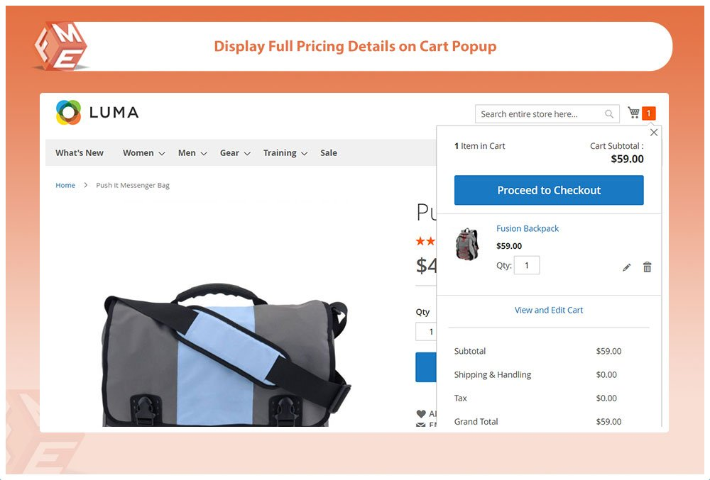 How to Improve Cart & Checkout Page of Your eCommerce Store 01