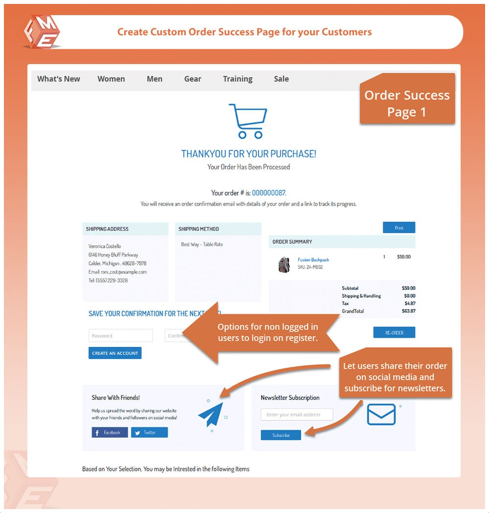 How to Improve Cart & Checkout Page of Your eCommerce Store 03
