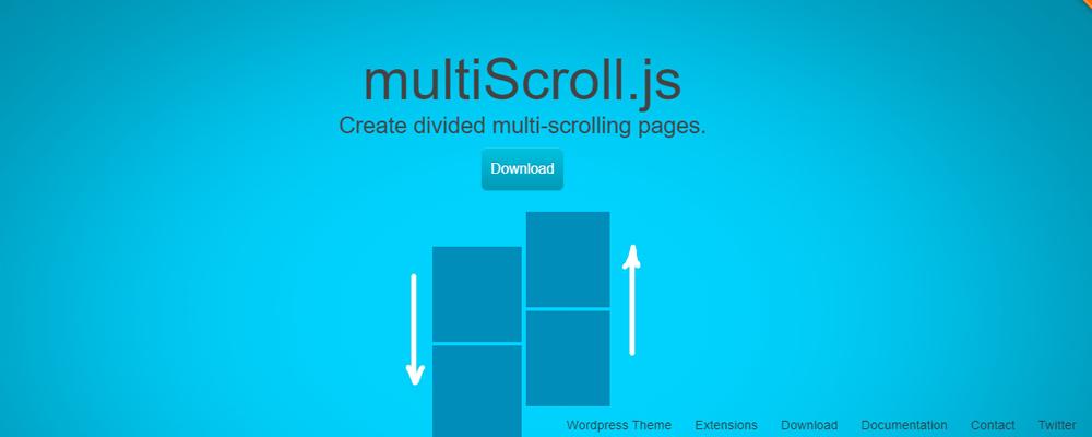 multiScroll.js